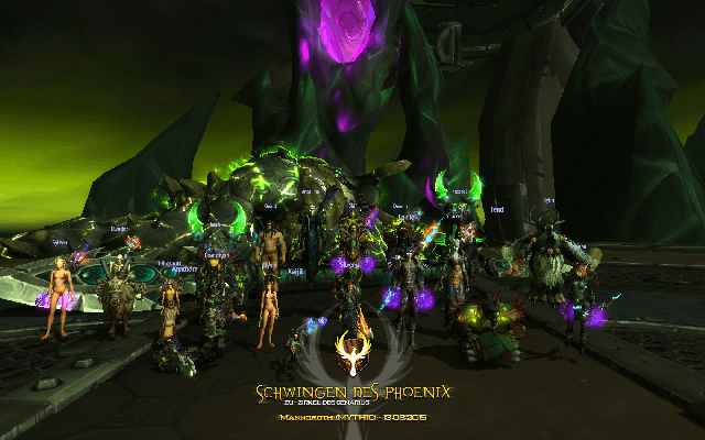 sdp mannoroth mythic